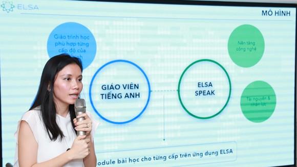 Người sáng lập Văn Đinh Hồng Vũ giới thiệu về ELSA