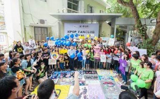 An event at the Korean Culture Centre in Hanoi (Source: baochinhphu.vn)