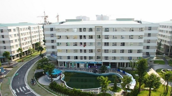 The HCM City People's Committee has approved a new housing plan to 2020 that will beautify the city and improve the quality of life for residents. (Photo: VNA)