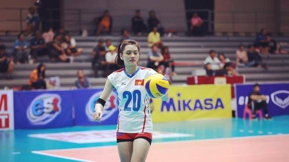 Chuyền 2 Thu Hoài đã chơi rất hay trong chiến thắng 3-0 của U.23 Việt Nam trước đối thủ Hàn Quốc.