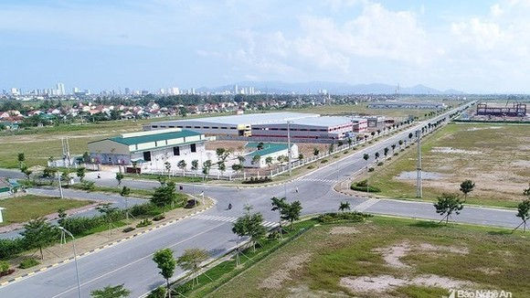 A view of VSIP Nghe An (Photo: baonghean.vn)