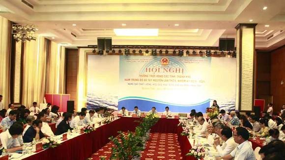 Hội nghị Thường trực HĐND các tỉnh, thành phố Nam Trung bộ và Tây Nguyên lần thứ 6