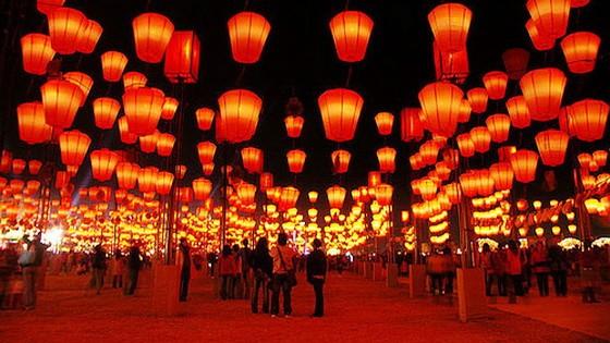 各國歡度中秋節。(圖源:互聯網)
