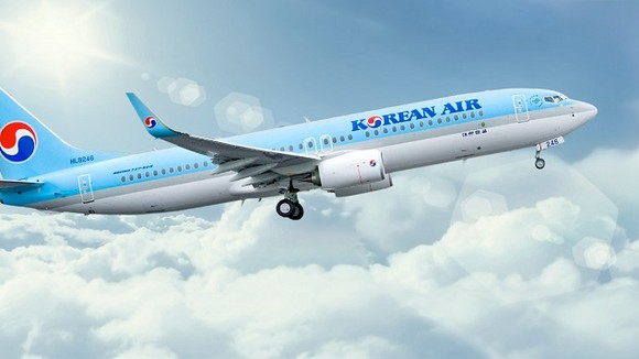 Máy bay của Hãng hàng không Korean Airlines
