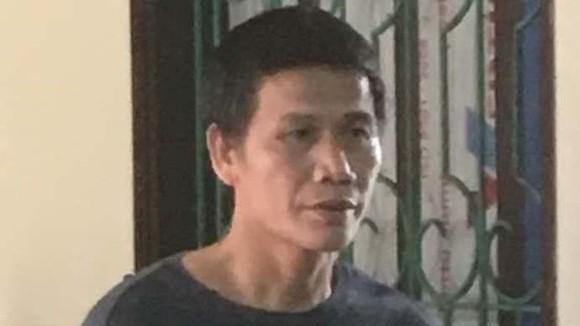 Bị cáo Nguyễn Đức Hạnh tại phiên tòa