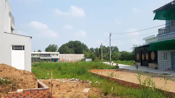 Một KDC tự phát trên địa bàn quận Cái Răng, đang chờ được giải quyết
