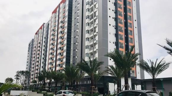Một dự án chung cư vừa bàn giao nhà cho cư dân vào cuối 2018 tại quận 9, TPHCM                                                                                                                                Ảnh: HUY ANH
