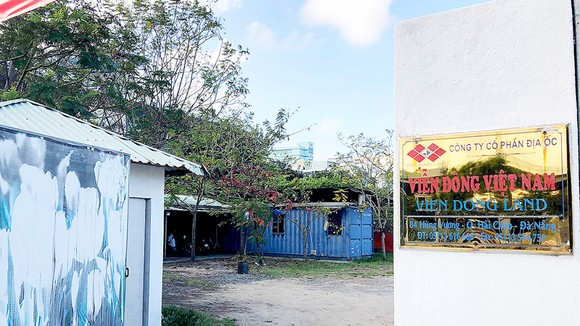 Dự án Trung tâm thương mại, văn phòng, khách sạn, căn hộ cao cấp Viễn Đông Meridian tại số 84 Hùng Vương bỏ hoang nhiều năm