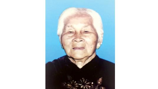 Bà mẹ Việt Nam anh hùng NGUYỄN THỊ GẠNG