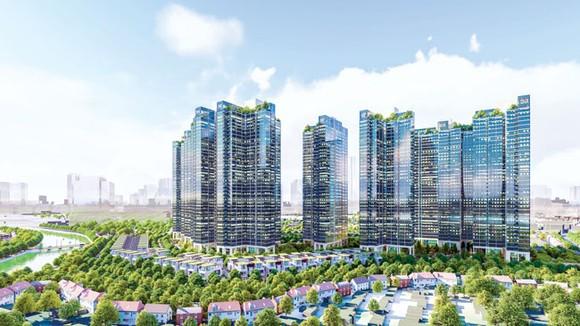 Khởi sắc thị trường địa ốc