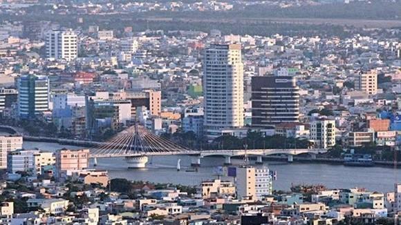Một góc thành phố Đà Nẵng. (Ảnh: Huy Hùng/TTXVN)