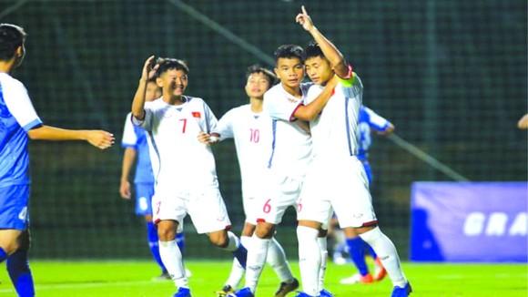 越南隊暫列H組頭名。