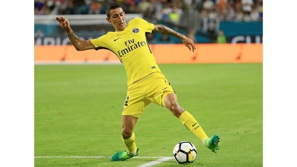 Barca đã bỏ qua cơ hội tuyển mộ Angel Di Maria của PSG giờ cuối. Anh: Getty Images