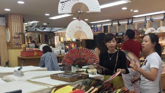 Hàn Quốc là điểm đến được người dân Việt Nam yêu thích