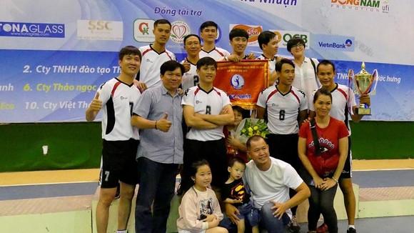 Đội Green Spaces vô địch năm 2019