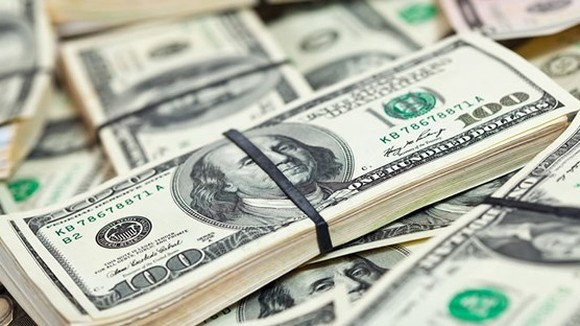 Dollar exchange rate has risen by nearly 1 percent this year