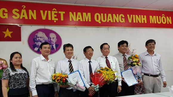 Bác sĩ Nguyễn Trí Dũng giữ chức Giám đốc Trung tâm Kiểm soát bệnh tật thành phố