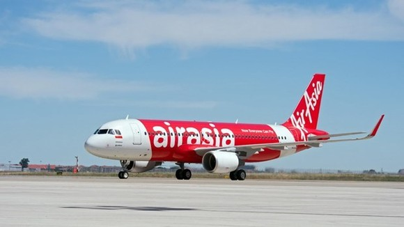 An AirAsia aircraft (Source: themalaysianinsider.com)