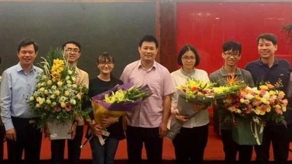 Vietnamese students bring home one silver and three bronze medals at 2019 International Biology Olympiad (Source: Internet)