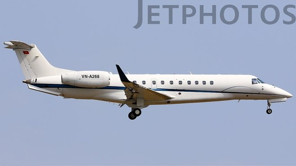 An Embraer Legacy 600 jet (Photo: jetphotos.com)