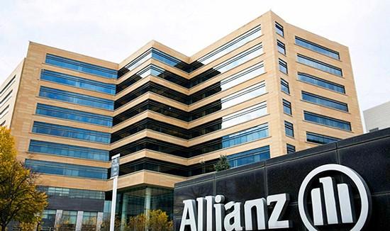 HNA Group và Anbang Insurance Group - 2 tập đoàn của Trung Quốc đang nhòm ngó Tập đoàn Dịch vụ tài chính Allianz SE của Đức.