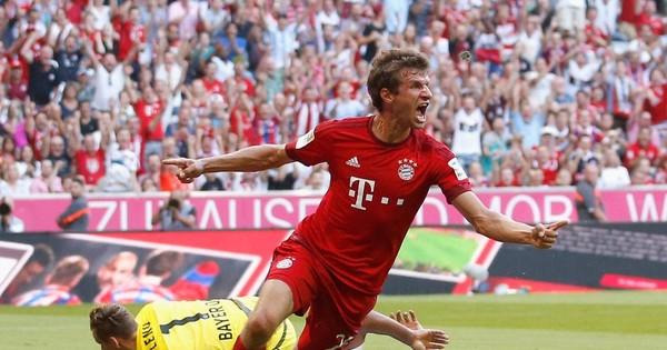 AEK Athens - Bayern Munich: Hùm xám ra oai