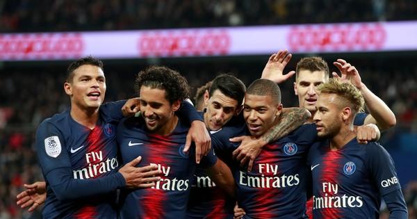 Kết quả và bảng xếp hạng vòng 10 Ligue 1 2018
