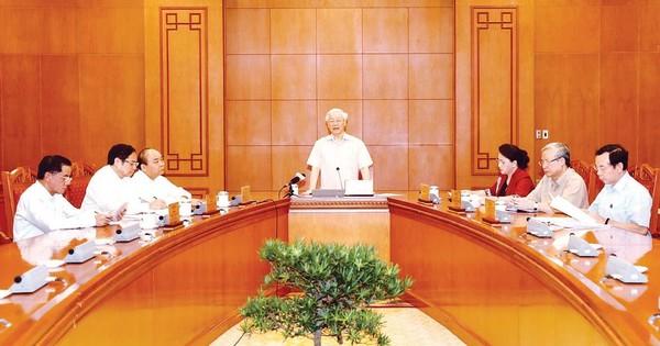 Ngày 23-8, tại Hà Nội, Tổng Bí thư, Chủ tịch nước Nguyễn Phú...