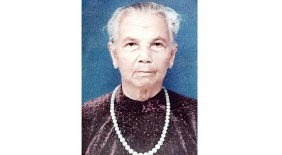 Bà Mẹ Việt Nam anh hùng TRẦN THỊ CHÂU từ trần