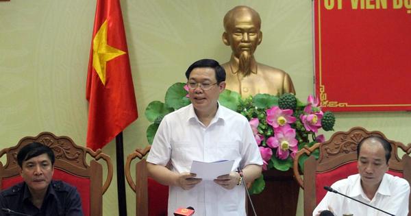 Phó Thủ tướng Vương Đình Huệ: Đắk Lắk phải trở thành ''thủ phủ nông nghiệp'' của Tây Nguyên