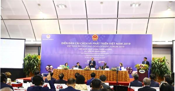 Thủ tướng Nguyễn Xuân Phúc: ''Việt Nam không ngừng mơ ước và sẽ nỗ lực hành động vì ước mơ''