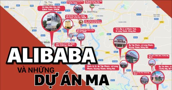 Alibaba và những