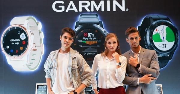 "Garmin ""bước chân"" vào Garmin Run Hanoi 2019"
