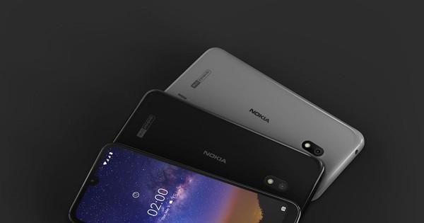 Nokia 2.2 trình làng người dùng Việt