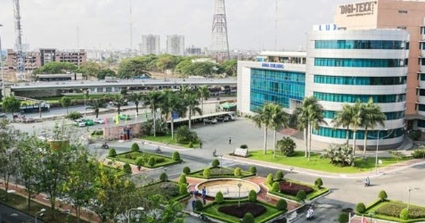 An analysis of the quang trung software city