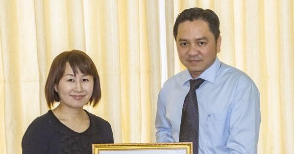 Giới thiệu đại diện du lịch Saigontourist tại Nhật Bản