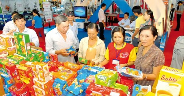 Vietnam Foodexpo 2017 to take place in November