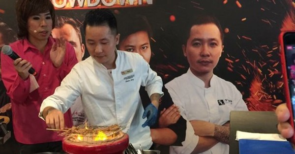 Young chef introduces Vietnamese cuisine globally