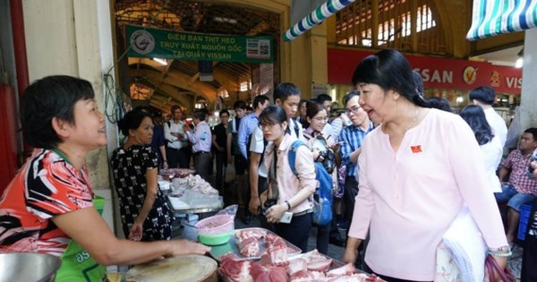 HCMC holds monthly meeting on food safety