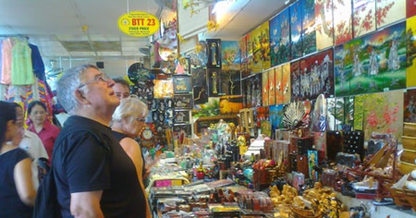 Tourist arrivals to Vietnam up 28 percent year on year
