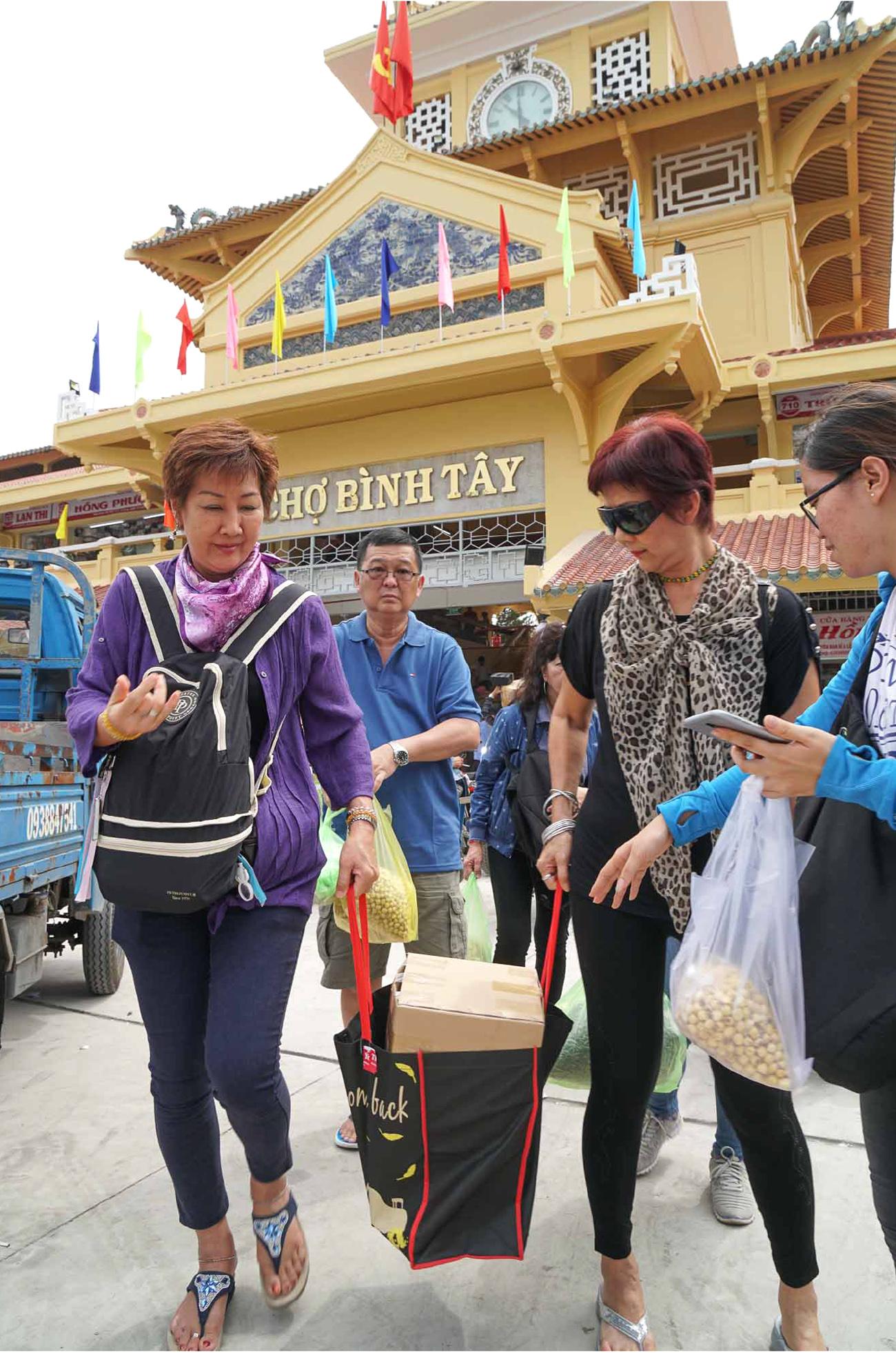 Chợ Bình Tây - 2 năm ngày trở lại ảnh 6