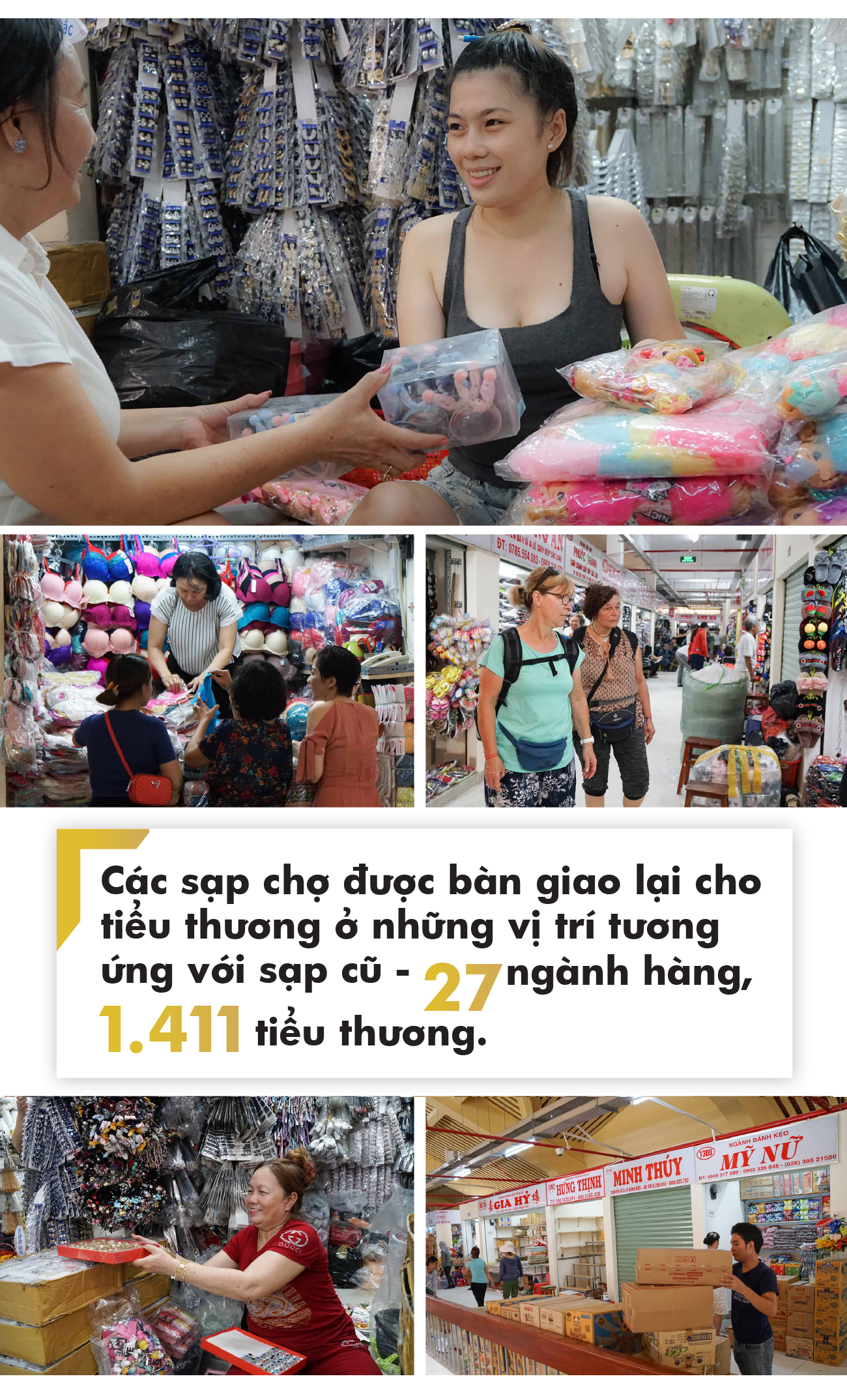 Chợ Bình Tây - 2 năm ngày trở lại ảnh 5