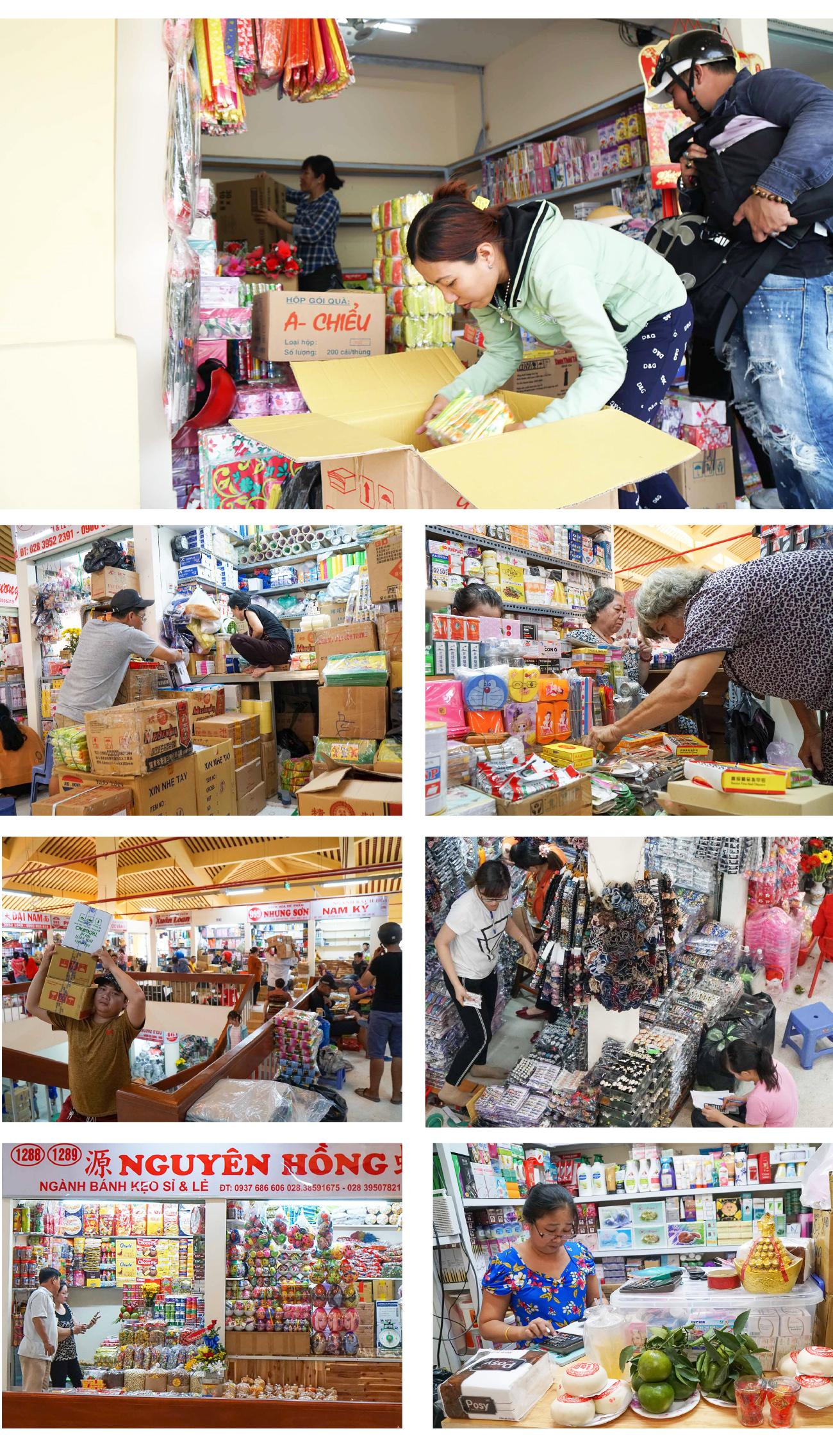 Chợ Bình Tây - 2 năm ngày trở lại ảnh 3