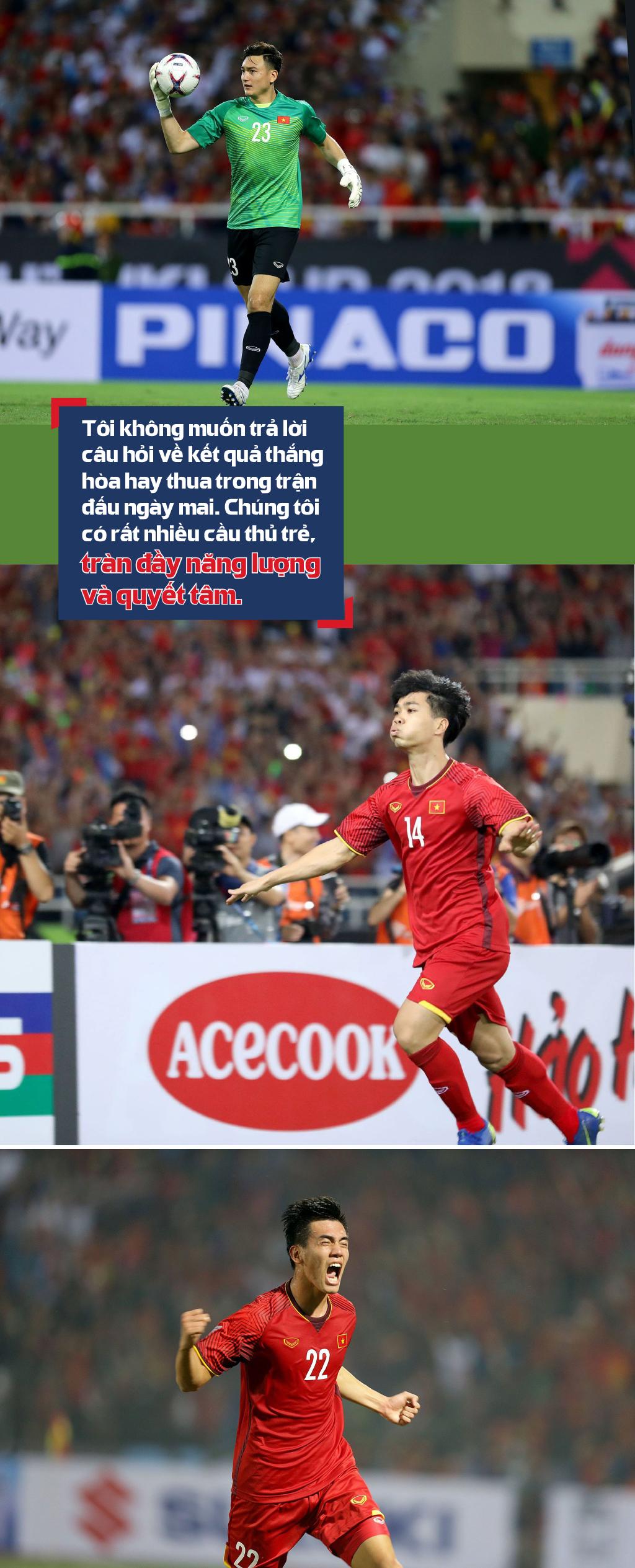 Chung kết lượt đi AFF Cup 2018, Malaysia - Việt Nam: Cuộc chiến không khoan nhượng ảnh 2