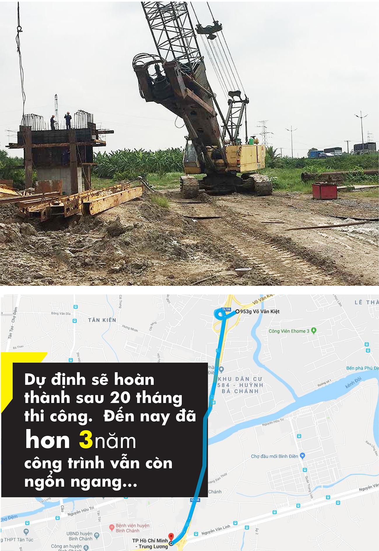 Hàng loạt dự án hạ tầng trọng điểm lỗi hẹn ảnh 5