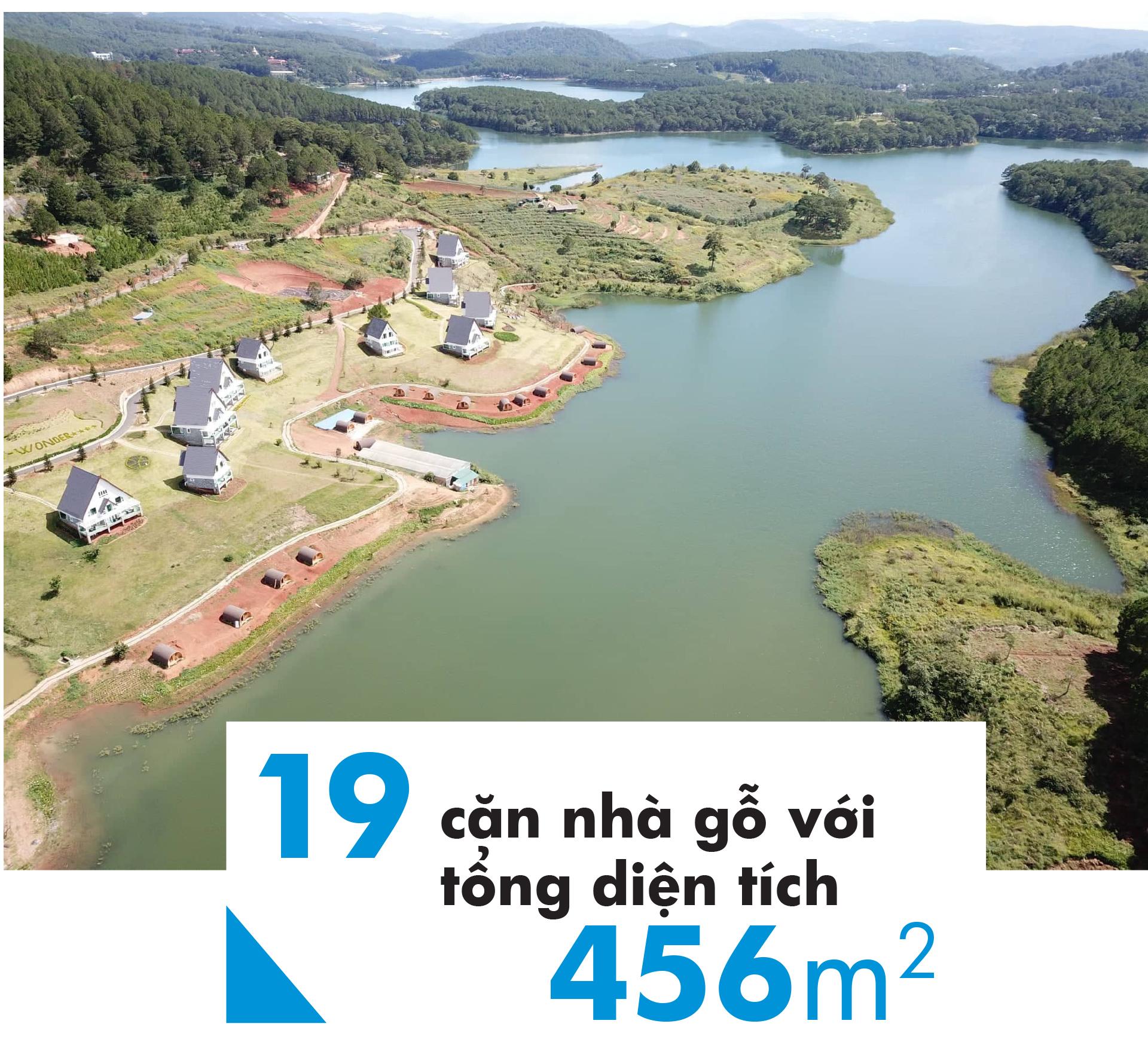 Di tích thắng cảnh quốc gia hồ Tuyền Lâm bị xâm hại như thế nào? ảnh 6