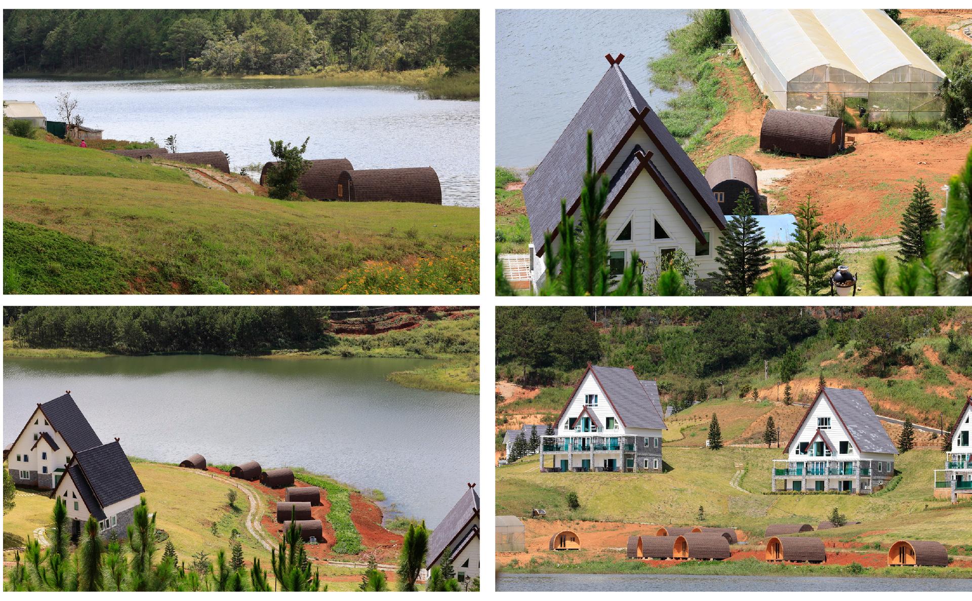 Di tích thắng cảnh quốc gia hồ Tuyền Lâm bị xâm hại như thế nào? ảnh 7