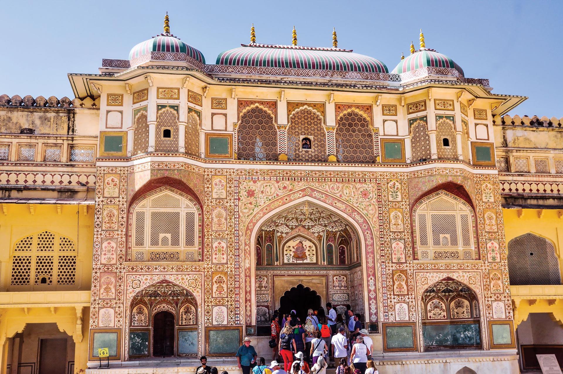 Jaipur thành phố màu hồng  ảnh 4