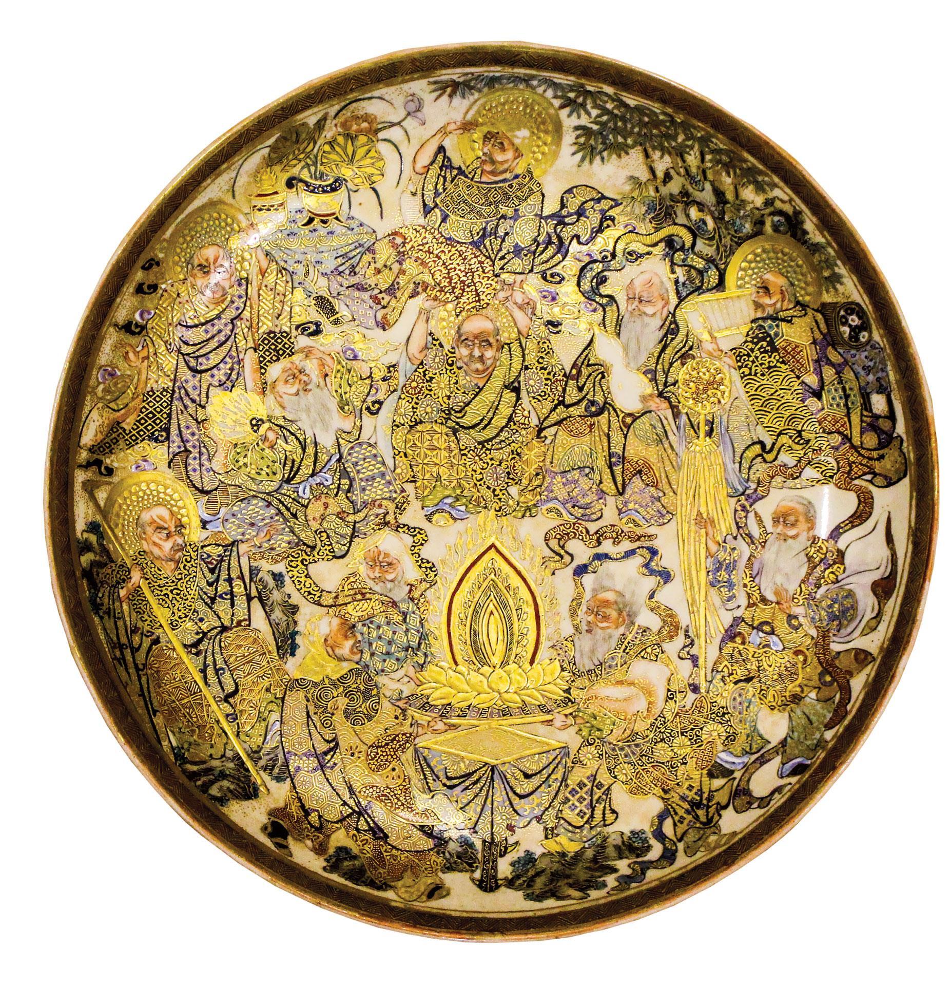 Nghệ thuật truyền bá di sản tâm linh xứ Phù Tang  ảnh 4