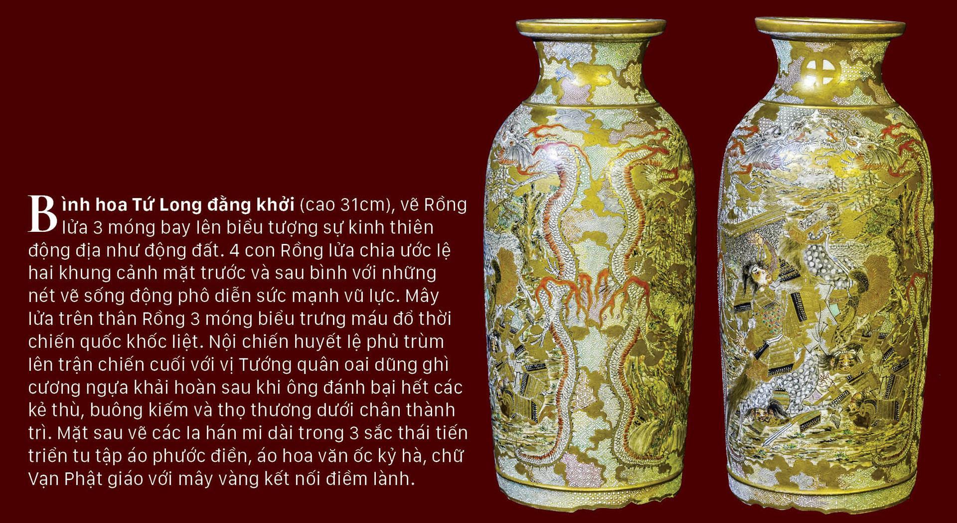 Rồng - Phượng trên bảo vật gốm cổ ảnh 3